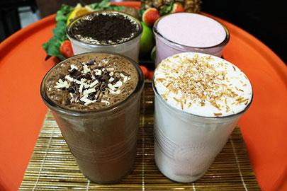 difference between smoothie and milkshake