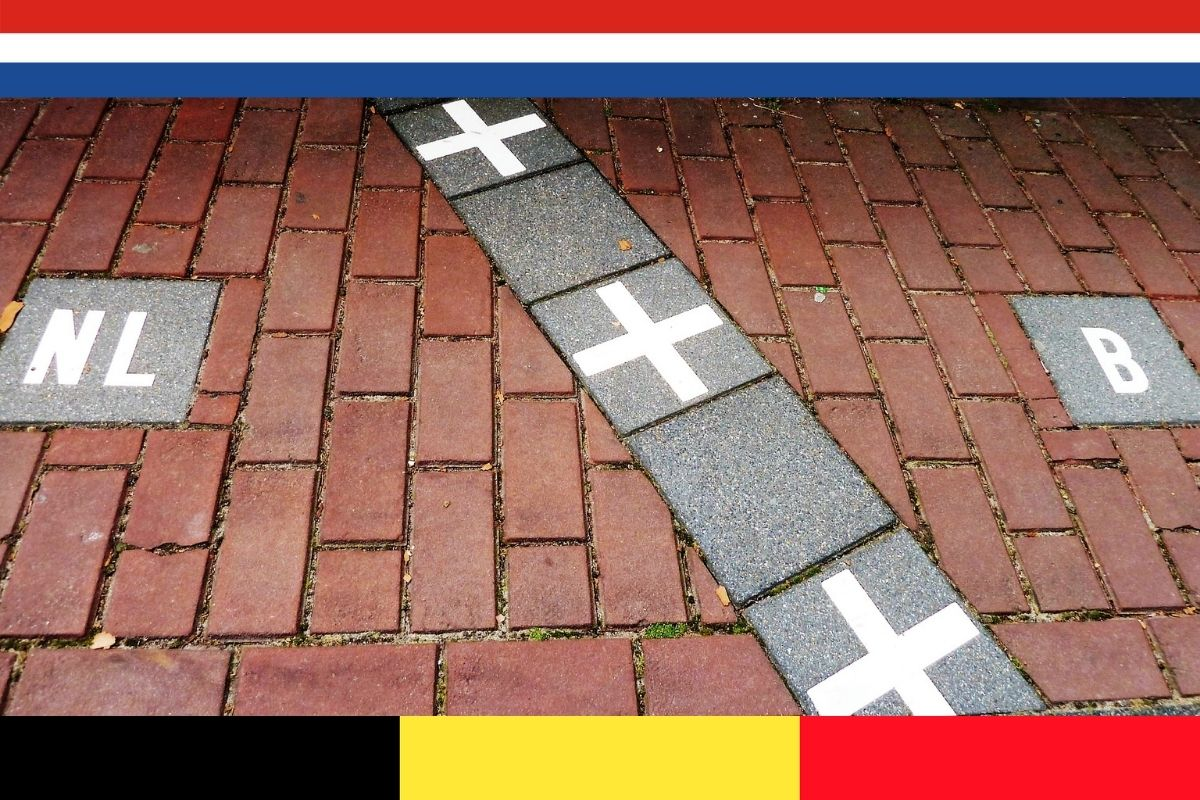 differences between netherlands and belgium
